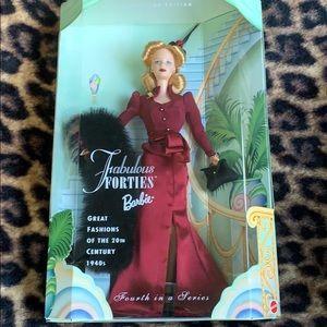 Fabulous 40s Barbie